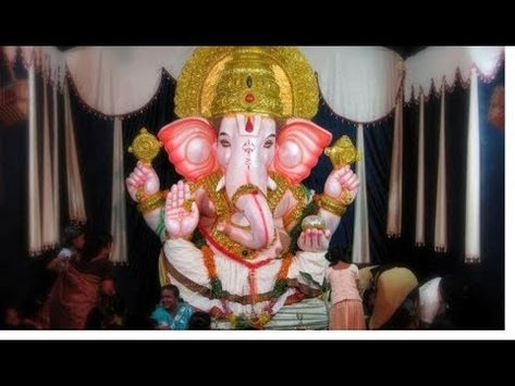 Hyderabad Top Ganesh Video Ganesh Chaturthi 2019 Biggest Ganpati In Ganesh Hyderabad Ganesha