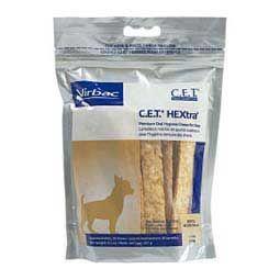 Cet Hextra Premium Oral Hygiene Chews For Dogs Medium 11 25 Lbs
