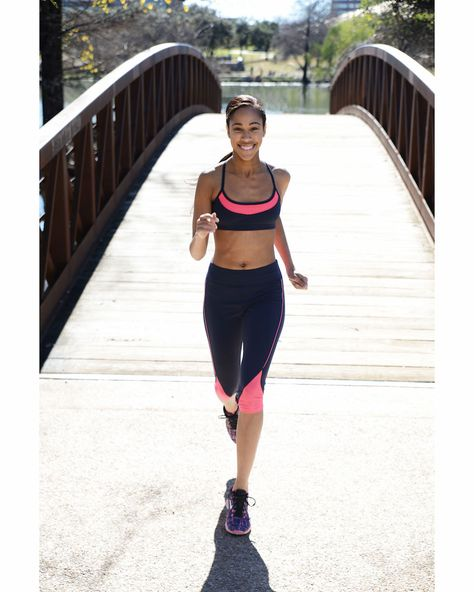 Staying in shape in my @marshalls activewear #fitness #projectfab #fitspo