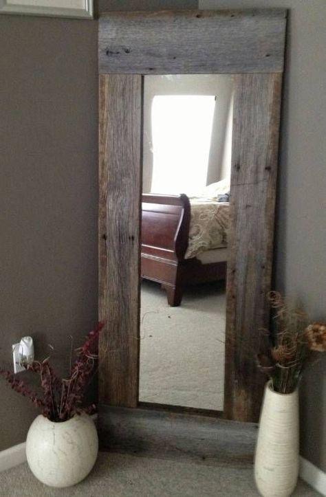 spiegel rustikal