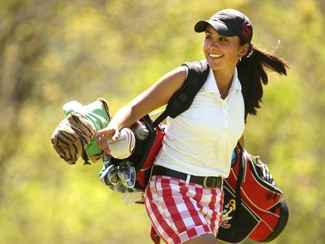 With five semesters of internships, California University's golf program has a 100% job placement rate. #PGM #golf #sportmanagement #caluofpa