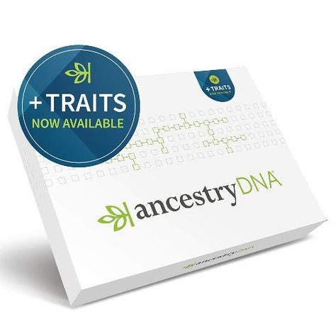 AncestryDNA Traits just $69 plus FREE SHIPPING via Amazon