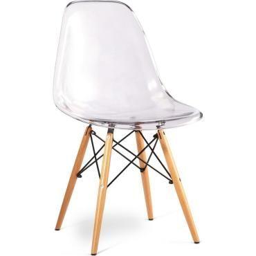 Chaise Transparente Dsw Transparent Chaise Transparente Chaises D Appoint Chaise Salle A Manger