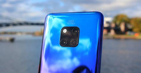 Huawei Mate 20 Pro Im Preisverfall Smartwatch Kostenlos Beim Smartphone Kauf Vergriffen Smartphone Amazon Kaufen Gute Kamera
