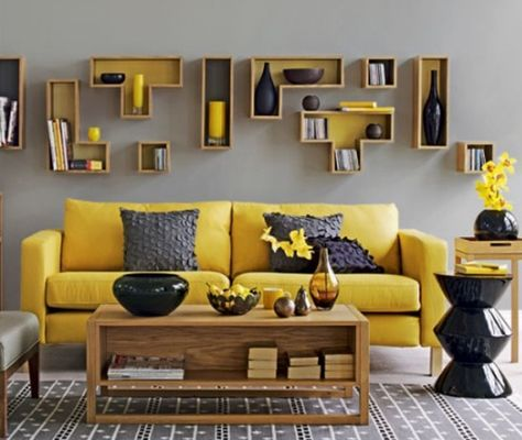 Solusiproperti Hiasan Dinding Ruang Tamu Modern