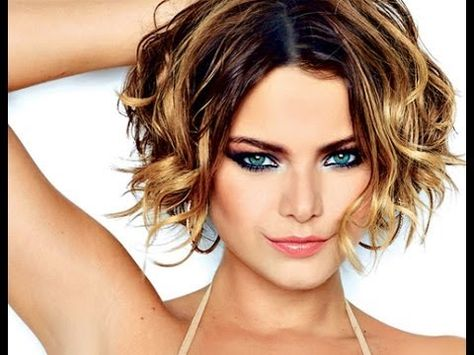 Top 20 Short Curly Hairstyles For Women | Hairstyles 2014 ...