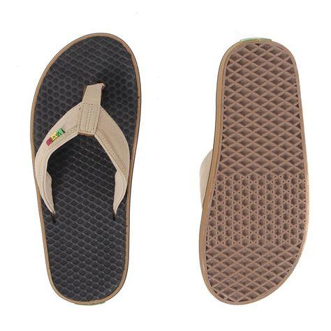 Vans  Surf  La Costa Sandals -  Rasta  Brown ... So comfy.  1f586fb33