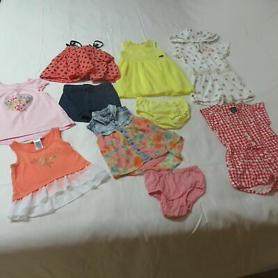 Girls 10 Pce Clothing Lot Juicy Couture Guess Gap Grouping Size 2t Ebay In 2020 Juicy Couture Baby Toddler Clothing Girl Outfits