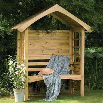Garden Arbours Arbour Seats Internet Gardener With Images