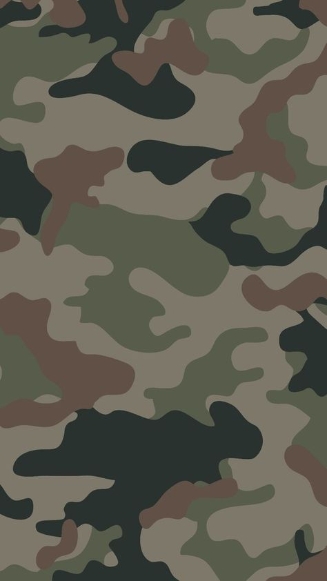 Camouflage wallpaper for iPhone or Android. T ags: camo, hunting, army, backgrounds, mobile.