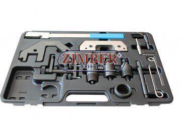 Engine Timing Tool Set for BMW diesel engines M41, M51, M47