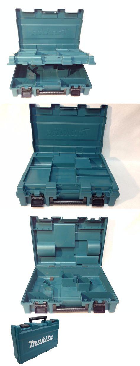 "New Makita Hard Case XT252 XT257 XT267 XT268 2 Tool 1//2/"" 3//8/"" 1//4/"" Drill Impact"