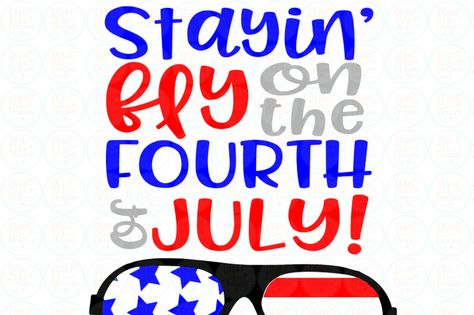 View Stars And Stripes Y'all * 4Th Of July Cutting File DXF