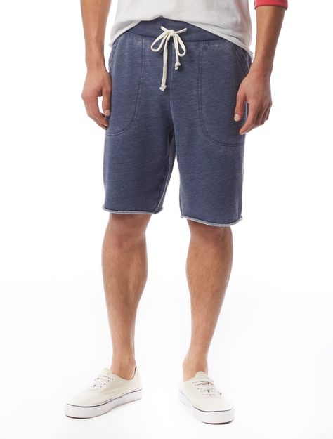 The Getaway French Terry Shorts - Navy / M