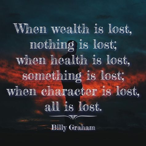 wealth is lost nothing is lost in hindi