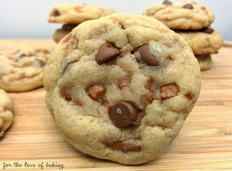 SKOR® Chocolate Chip Cookies