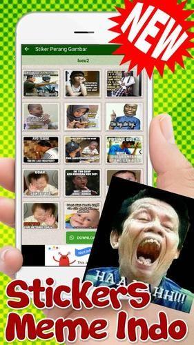 Stiker Meme Indonesia Lucu Wastickersapps Stickers Apk 5 0 Lucu Bikini Lucu Gambar Lucu