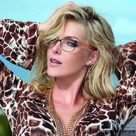 Ana Hickmann News Ana Hickmann Eyewear Verao 2013 Summer Gold