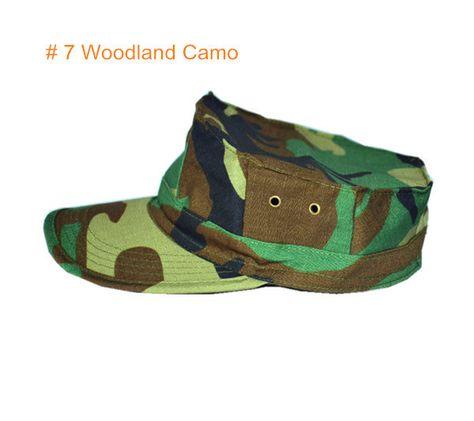 13ef424f980 Free shipping Men s Military Octagonal Cap
