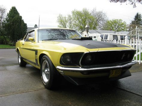 1969 Mustang Boss 302 | Used Ford Mustangs For Sale