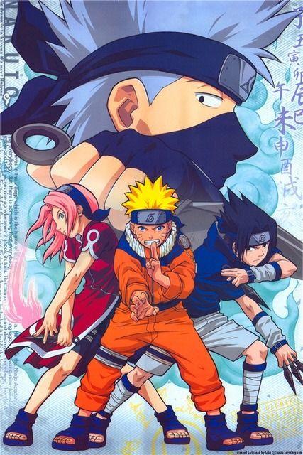 Naruto Wallpaper Tumblr Team 7