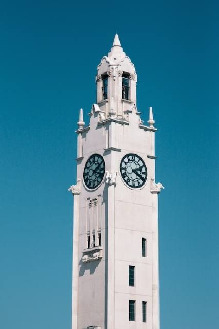 Clock Tower Old Port Montreal | Clock tower, Old port, Tower