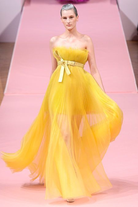 Alexis Mabille Spring 2013 Couture Fashion Show