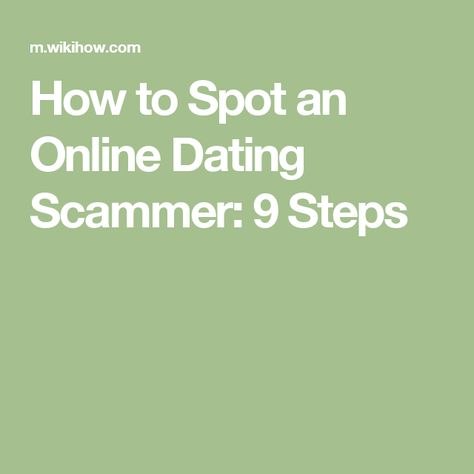 How to hack online dating scammer