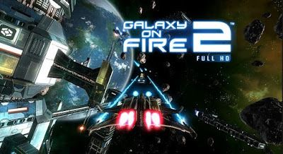 Galaxy On Fire 2 Hd Apk Data For Android With Images Galaxy