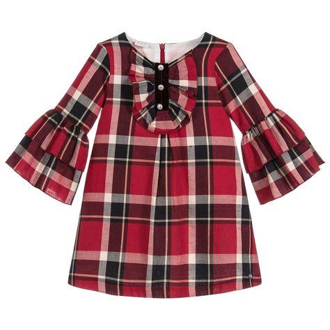 26c84ab51 sleek dda24 b62ef piccola speranza baby girls red velvet dress ...