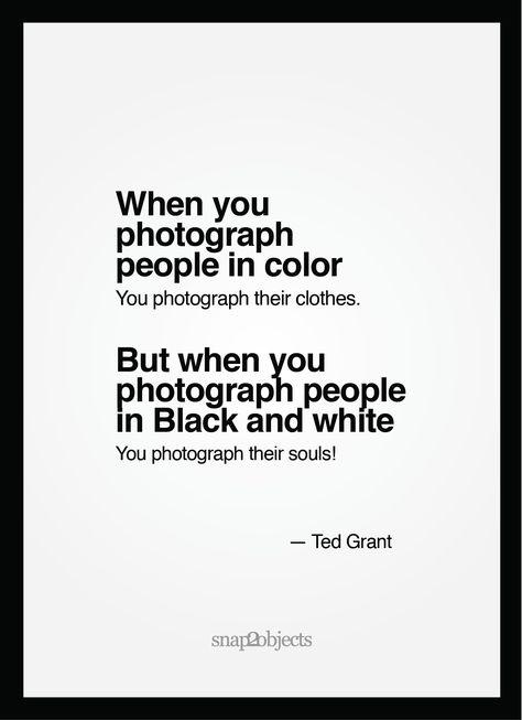 Color Vs Black and white - Brutal Truth