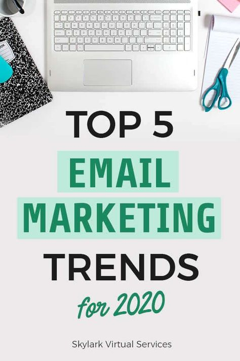 Entrepreneur Inspiration Discover 7 Top Email Marketing Trends to Watch in 2020 Marketing Digital, Best Email Marketing, Affiliate Marketing, Social Marketing, Whatsapp Marketing, Email Marketing Design, Email Marketing Campaign, Email Marketing Strategy, Email Design