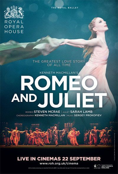 Romeo Juliet Ballet Poster Google Search Ballet Posters Romeo