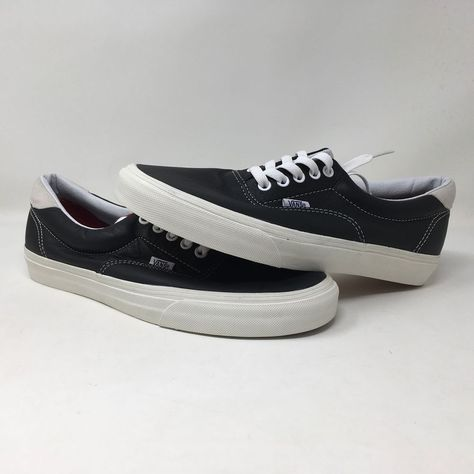 7de1ba473be4 VANS ERA 59 VINTAGE SPORT VN0003S4IL2 BLACK WHITE MENS US SIZE 10 UK 9 NEW  WOB  fashion  clothing  shoes  accessories  unisexclothingshoesaccs ...
