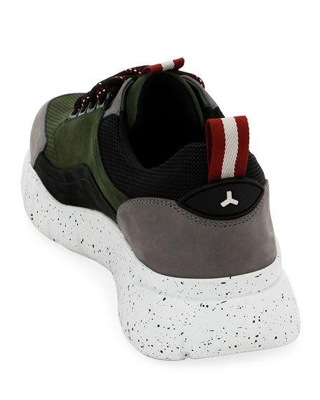 Bally Men's Bisko Lightweight Sneaker