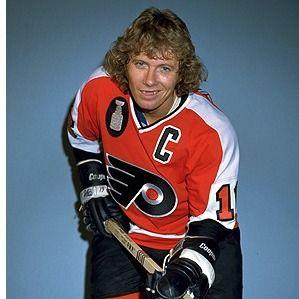 Bobby Clarke Hockey Player From Flin Flon Manitoba Hockey Players Hockey Hockey Hair