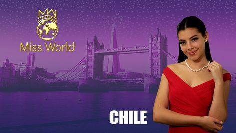 Chile Ignacia Albornoz Olmedo