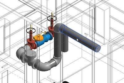 Revit MEP Families for Mechanical HVAC Design | Revit MEP Files
