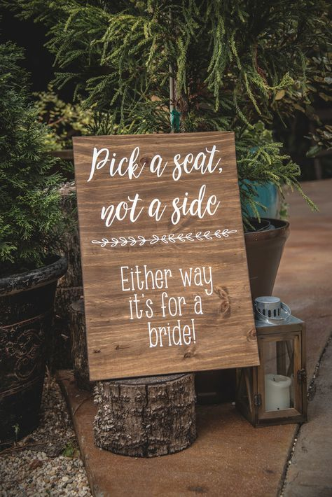 Love is love just like weddings are weddings. But if youre looking to put your LGBTQ pride on full display here are 23 vibrant ways to work it into your big day How To Dress For A Wedding, Plan My Wedding, Wedding Goals, Wedding Tips, Wedding Planning, Dream Wedding, Fantasy Wedding, Wedding Ceremony Signs, Lesbian Wedding