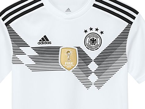 ADIDAS PERFORMANCE DFB Langarm Trikot Home WM 2018 Herren in