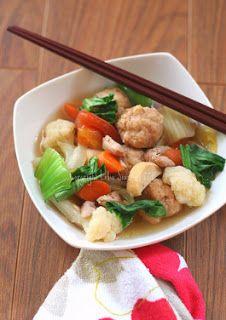 Resep Masak Capcay Sayur : resep, masak, capcay, sayur, Capcai, Recipe