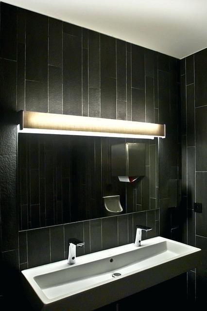 Modern Led Bathroom Vanity Lights Bathroom Lighting Design