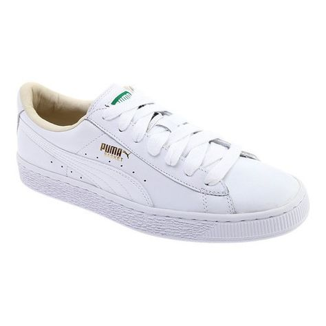 puma heritage basket classic sneakers