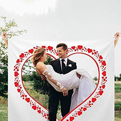 Fairytale Wedding C Hochzeitsherz Zum Ausschneiden Fur Brautpaar