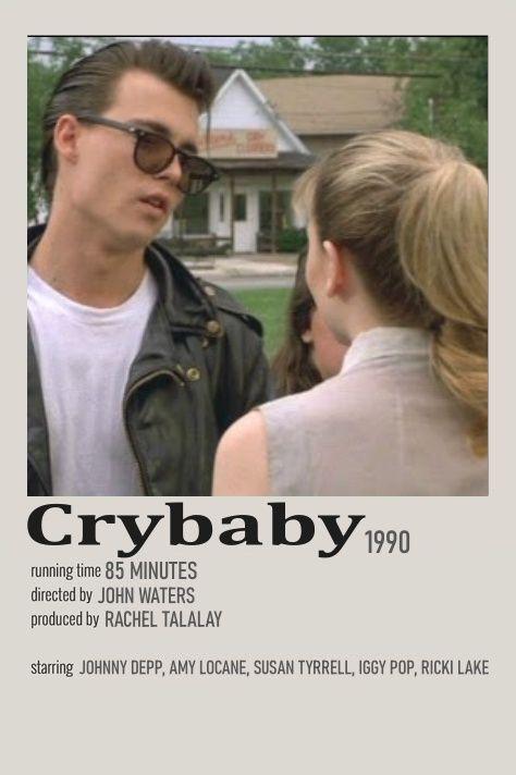 Crybaby mp Movie Minimalist