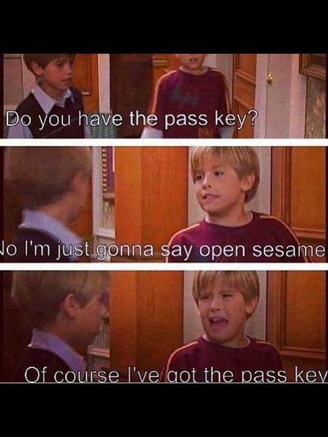 I think I discovered the origin of my sass and it was shows like this