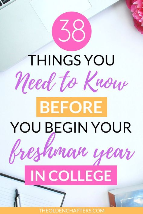 The College Freshman Survival Guide - The Olden Chapters