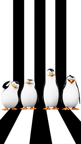 Get Cool Wallpapers And Backgrounds Penguins Of Madagascar