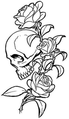 Rose Tattoo Designs - The Body is a Canvas