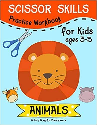 Pin On Little People Books Scissor skills preschool workbook